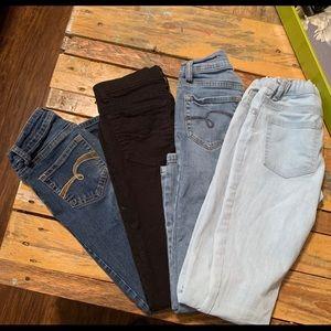Bundle Girls Jeans Size 10 Slim